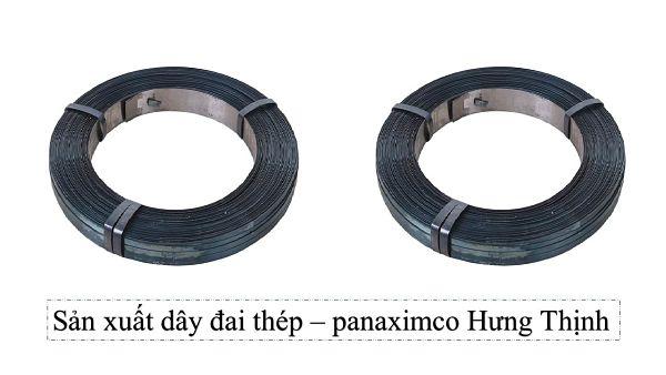 sản xuất dây đai thép